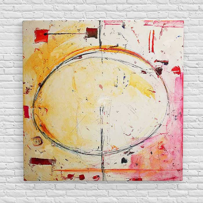 Leinwandmalerei-circle-artandad